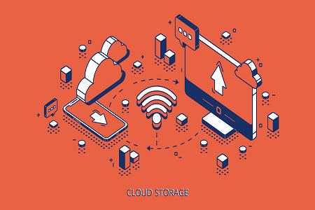 Cloud Data Backup Folsom